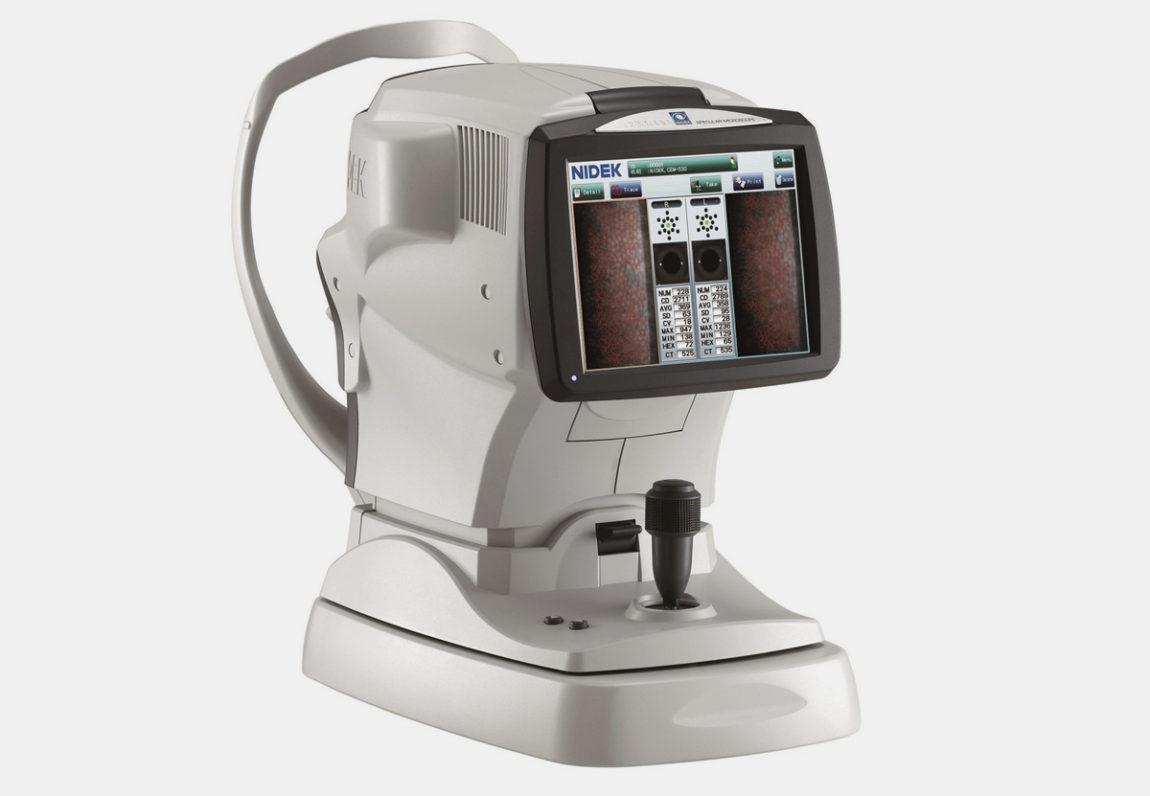 microscopio_endoteliale_nidek_CEM_530